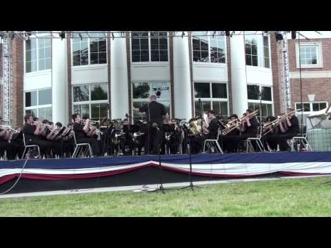 RIVER CITY YOUTH BRASS BAND (Pittsburgh, PA) -- Reunion and Finale (from