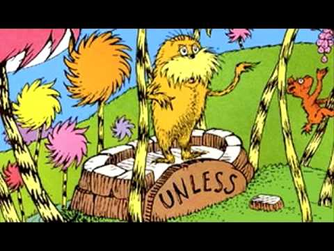 The Lorax and Earth Day Whisper