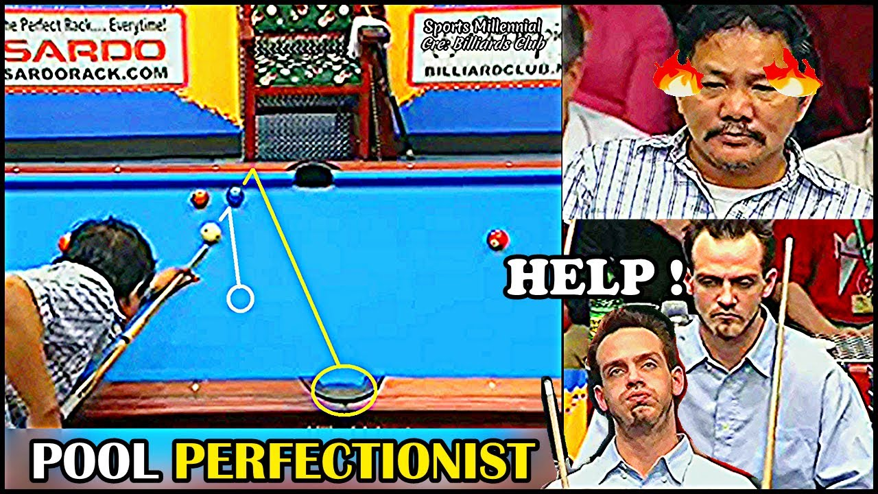EFREN REYES STRIKES AGAIN | The Pool Perfectionist