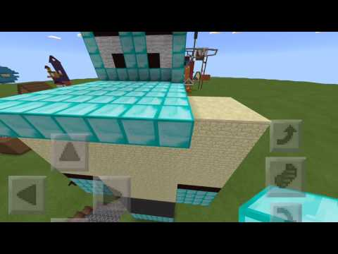 Minecraft PE: How to Make Gumball from The Amazing World of Gumball