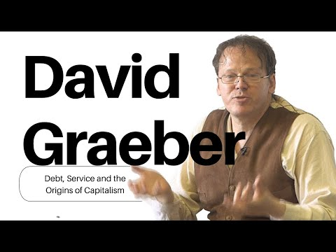 Debt, service, and the origins of capitalism