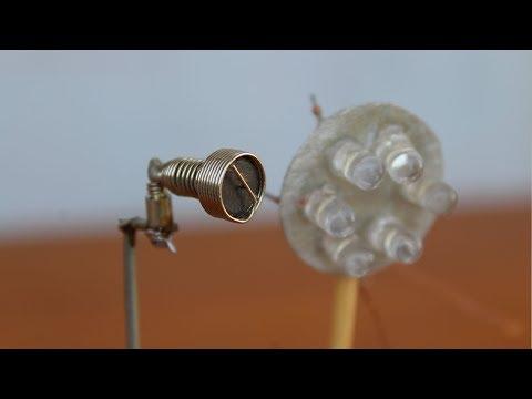 Free Energy Generator Light Bulbs