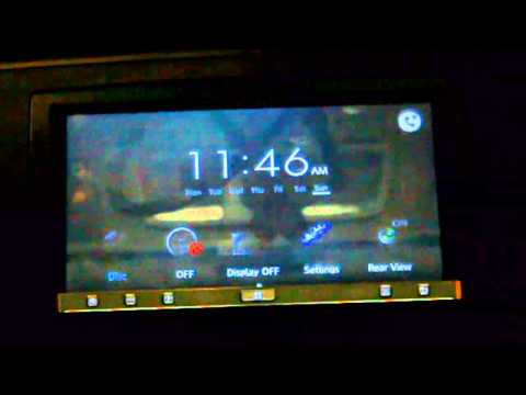 Pioneer AppRadio3 How to setup the clock date and time guide SPH-DA210 SPH-DA110