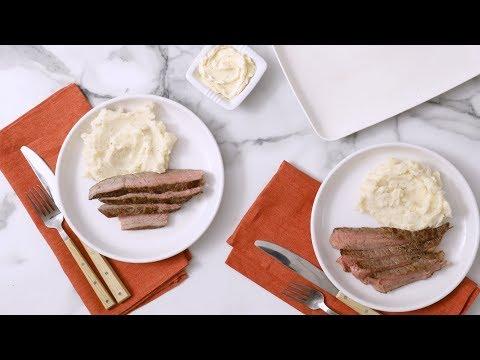 Pan-Seared Steak - Martha Stewart