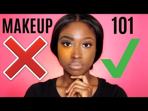 Makeup Mistakes To Avoid | Makeup 101 for Beginners 2018 + GIVEAWAY!