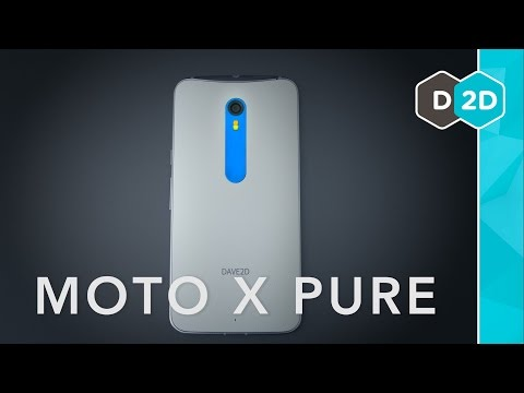 Moto X Pure (Style) Review - The Best Valued Smartphone of 2015?