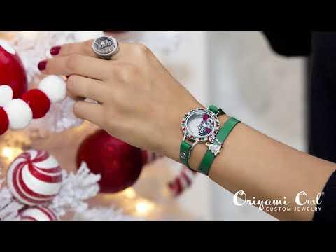Origami Owl Christmas Locket