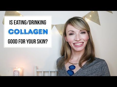 Dr. Meghan: Does Eating/Drinking Collagen Help Your Skin?