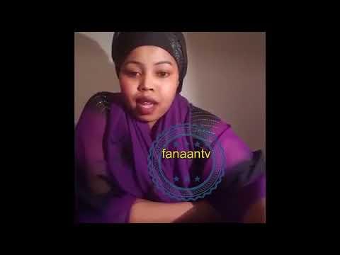 Xxx Mp4 Daawo Gabar Somali Nolosha Ka Dhacday Sheekaynayso Qaabka Guska Ugalo WASMO MACAAN Muuqaal Live Ah 3gp Sex