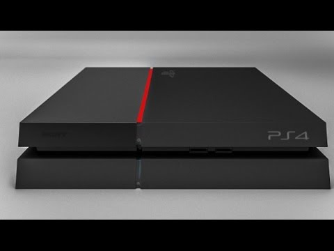 What does the PS4 Light Bar on Console Indicate & Mean Red Light Blue Orange White