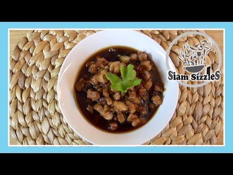 Thai Sweet Pork Belly Recipe (Moo Wan)