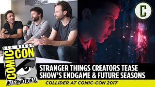 Stranger Things Creators Tease Show's Endgame and Timetable of Future Seasons