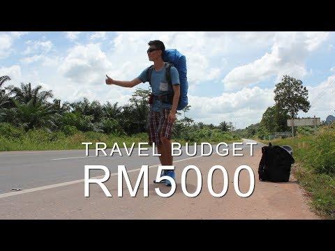 TRAVEL ASIA ON RM5000 ($1200) - Thaliand, Laos, Vietnam, China, Hongkong