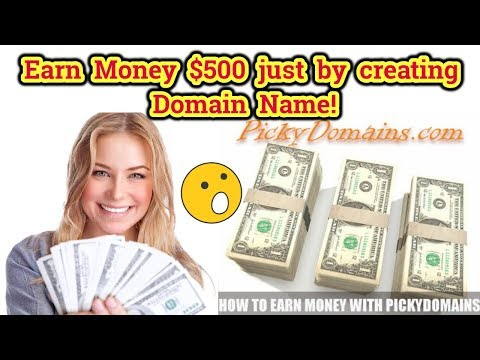Earn money $500 just by creating domain name|Tamil Tech & Mystery