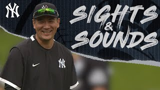 Sights & Sounds: Pitchers and Catchers | New York Yankees