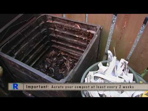 How to Deter Compost Pests