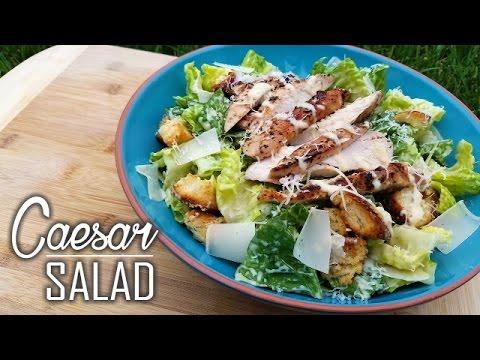 Caesar Salad Recipe - What's For Din'? - Courtney Budzyn - Recipe 75