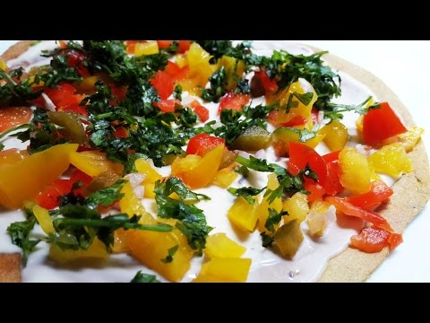 Garlic & Tomato Khakhra Recipe