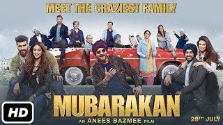 Mubarakan Trailer 2 - Meet the Craziest Family
