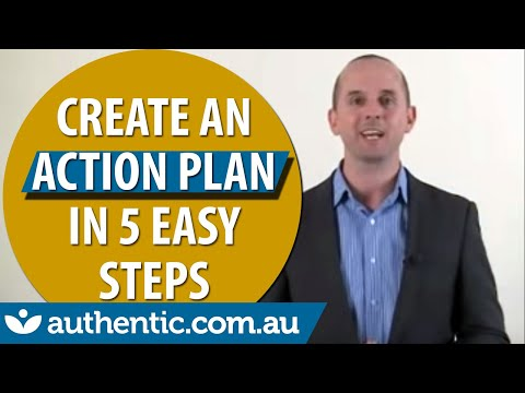 How to Create an Action Plan in 5 Steps