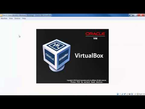 Connect USB Wireless Adapter to Kali Linux in Virtualbox