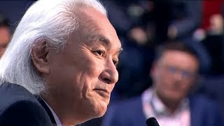 Michio Kaku - Where Will The Digital Economy Take Us?