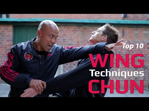 Top 10 wing chun techniques