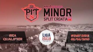 [DOTA 2] RNG vs Gambit (BO3) -  AMD OGA Dota Pit Minor