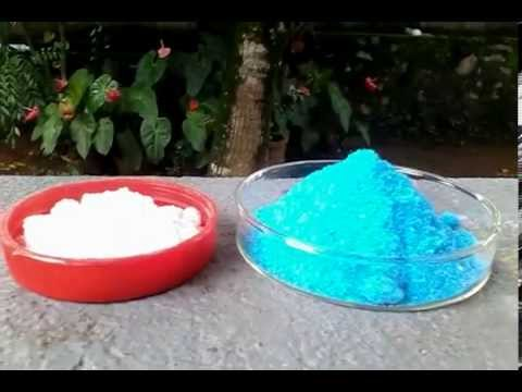 How to make Copper Carbonate ( CuCO3 )