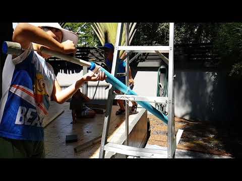 Songkran Rube Goldberg Machine