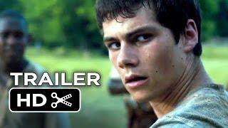 The Maze Runner Official Trailer #1 (2014) Dylan O