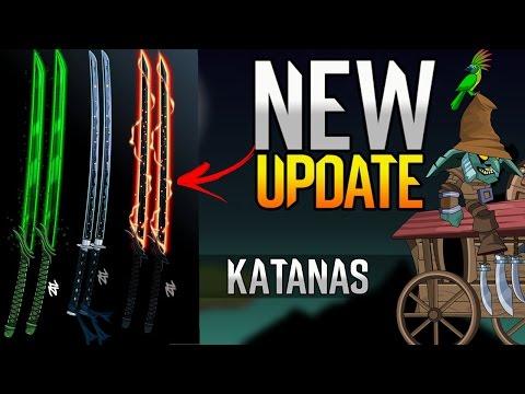 =AQW= New Update Shop Nulgath