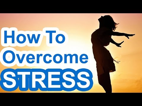 6 Effective Tips On How To Overcome Stress And Depression