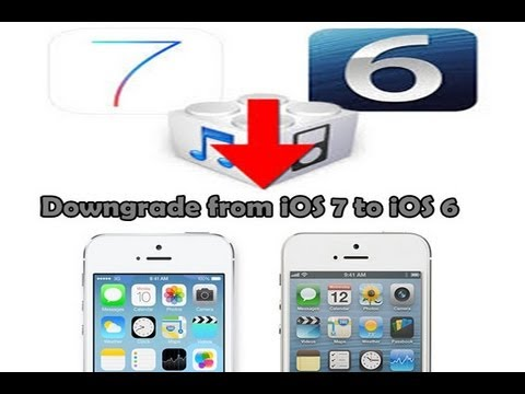 iOS 7 Beta Downgrade for iPod Touch 5th Generation!