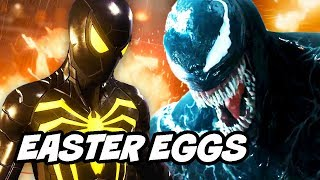 Spider-Man PS4 Final Boss Scene Easter Eggs and Venom Sequel