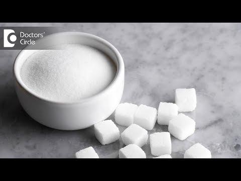 How much sugar should we consume every day? - Dr. Jayaprakash Ittigi