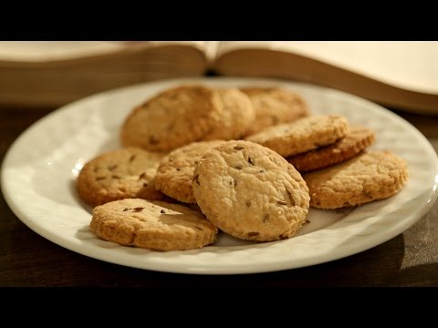 Jeera Biscuits Recipe | Easy Tea Time Snack Recipe | Beat Batter Bake With Upasana