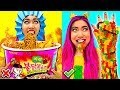 Download  So Funny! Weird Fun Food Hacks You Should Try!!! (CC Available) MP3,3GP,MP4