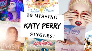 10 KATY PERRY songs that should have been singles! [Musician's] Review