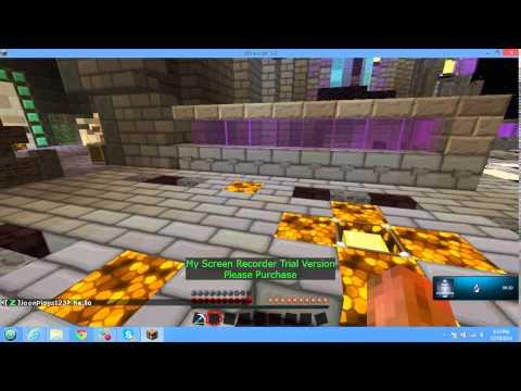 mine craft prison server tour ep1