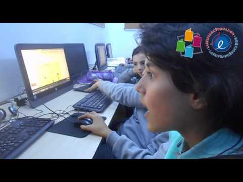 Teaching by surfing on the internet -- class 6 form 1 --