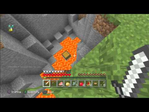 Minecraft PS3 The Hive Hunger Games v4