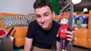 Кукла-убийца в моей посылке :)