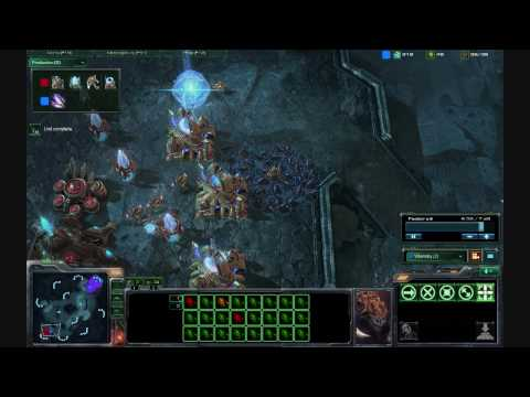 SC2 Zerg Strategy - How to Beat Master Diamond Platinum Gold Silver Bronze League Starcraft 2Players