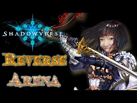 Reverse Arena with viewers [Sponsored] [Shadowverse]
