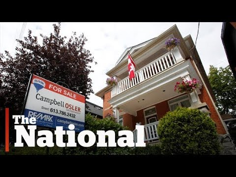 New mortgage rules include stress test for all borrowers