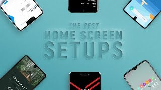 The Best Home Screen Setups (Series Announcement + Submission Rules)