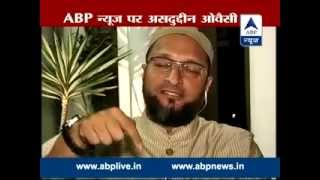 Watch Full ll No one can doubt my citizenship: Asaduddin Owaisi to ABP News