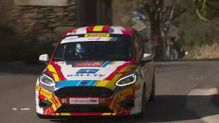 Junior WRC - Corsica linea - Tour de Corse 2019: Highlights Saturday