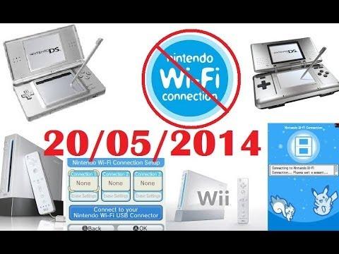 Ultimo dia da Wi-Fi Nintendo DS e WII